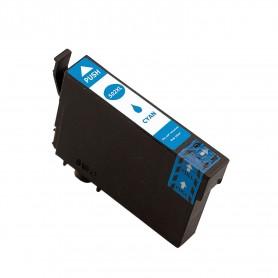 EPSON 502XL Cian cartucho compatible, reemplaza al 502 y 502XL Cian de alta capacidad