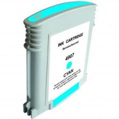 HP 940XL Cyan cartucho remanufacturado, reemplaza al C4907AE