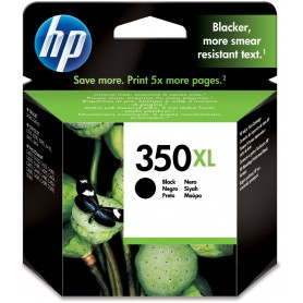 HP 350XL Negro cartucho ORIGINAL CB336EE