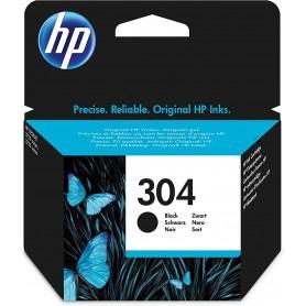 HP 304 Negro cartucho ORIGINAL