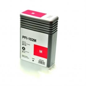 Canon PFI102 Magenta cartucho sustituto, reemplaza al PFI-102