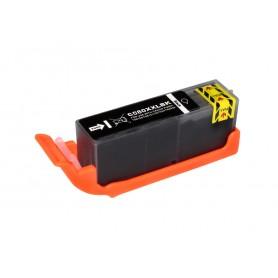 Compatible Canon PGI-580XL Negro cartucho sustituto, reemplaza al PGI580BK XL