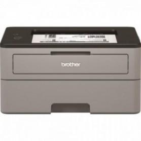 Brother HLL2310D - Impresora láser monocromo dúplex 30 ppm, USB 2.0, procesador de 600 MHz, memoria de 32 MB , Gris