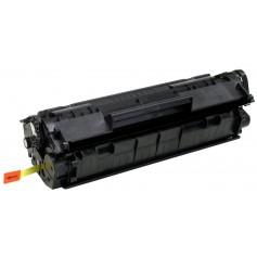 HP 12A Tóner Premium sustituto, reemplaza al Q2612A y CANON G-703, FX-9, FX-10, 103, 303 y 703