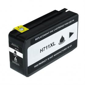 compatible HP 711XL cartucho Negro