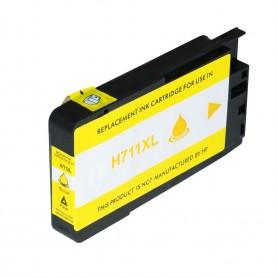 Compatible HP 711XL cartucho Amarillo