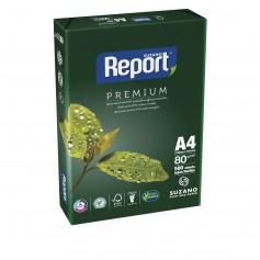 Paquete de 500 folios SUZANO REPORT PREMIUM, 75gr.