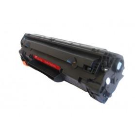 HP 36A Tóner Premium sustituto, reemplaza al CB436A
