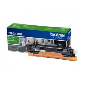 BROTHER TN243/247 Negro Tóner compatible, reemplaza al TN-243/247