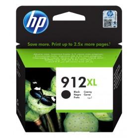 HP 912XL Negro cartucho ORIGINAL