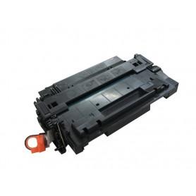 Toner sustituto HP 55A, reemplaza al CE255A