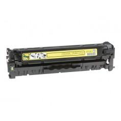 HP 532A y CANON CRG 718 Amarillo tóner sustituto, reemplaza al CC532A y CRG 718