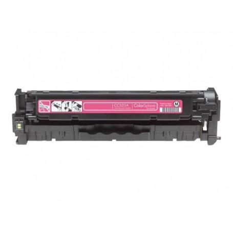 Remanuf. HP Color Laserjet Magenta CP2020/2025 CM2320