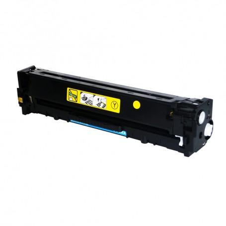 Toner sustituto Amarillo HP 128A, reemplaza al CC322A