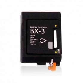 Canon BX3 Negro cartucho remanufacturado, reemplaza al BX-3