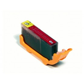 Cartucho sustituto Cyan Canon CLI 521, reemplaza al CLI-521C, 10ml de capacidad