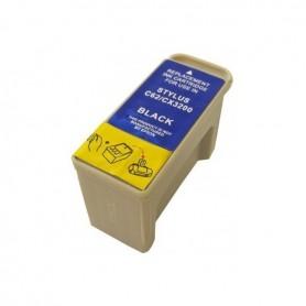 Cartucho sustituto Negro EPSON 040, reemplaza al T040, 19ml de capacidad