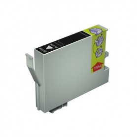 Cartucho sustituto Negro EPSON 0611, reemplaza al T0611, 13.5ml de capacidad