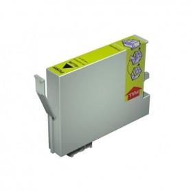 EPSON 0614 Amarillo cartucho sustituto, reemplaza al T0614