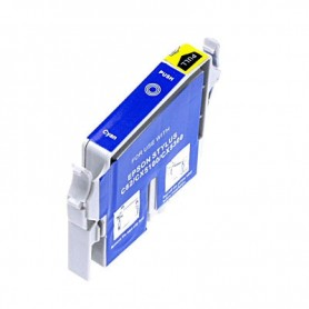 EPSON 0422 Cyan cartucho sustituto, reemplaza al T0422, 18ml de capacidad
