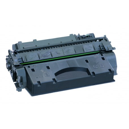 HP 05X Tóner sustituto, reemplaza al CE505X