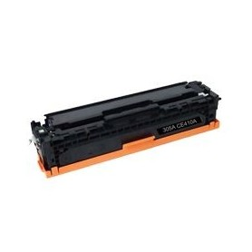 HP 410X Negro tóner sustituto, reemplaza al CE410A CE410X
