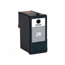 Lexmark 28 Negro cartucho remanufacturado, reemplaza al Nº 38 18C1428E