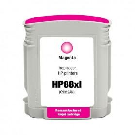 HP 88XL Magenta cartucho compatible, reemplaza al C9392AE, 28ml de capacidad