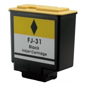 Olivetti FJ-31Negro cartucho compatible, reemplaza al B0336, 18ml de capacidad
