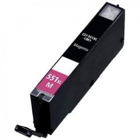 Canon CLI 551XL Magenta cartucho sustituto, reemplaza al CLI 551M XL