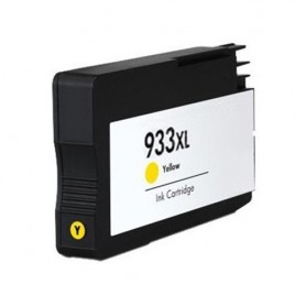 HP 933XL Amarillo cartucho remanufacturado, reemplaza al CN056AE