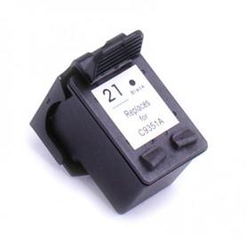 Cartucho remanufacturado Negro 21XL HP reemplaza al 9351A18ml
