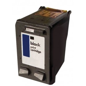 Cartucho remanufacturado Negro HP 27 reemplaza al 8727A