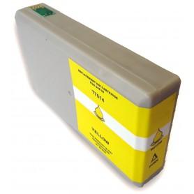 EPSON 7014 Amarillo cartucho sustituto, reemplaza al T7034, T7024 y T7014 de alta capacidad