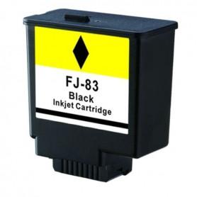 Olivetti FJ-83 Negro cartucho compatible