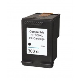 Cartucho remanufacturado Negro HP 300XL, reemplaza al CC641EE