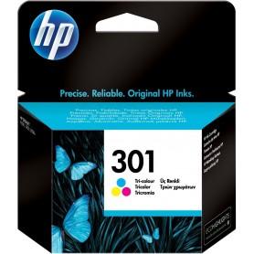 HP 301 Color cartucho ORIGINAL CH562EE