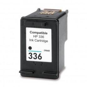 Cartucho remanufacturado Negro HP 336, reemplaza al C9362EE, 9ml de capacidad