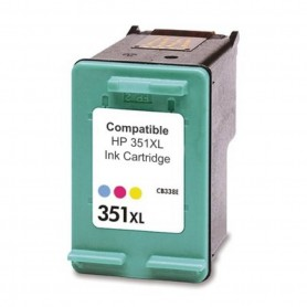 HP 351XL Color cartucho remanufacturado, reemplaza al CB338EE