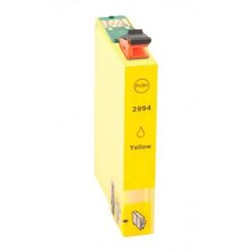 EPSON 29XL Amarillo cartucho compatible, reemplaza al T2984 y T2994 de alta capacidad 29XL