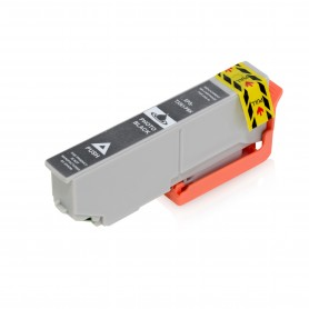 EPSON 33XL Negro fotográfico cartucho compatible, reemplaza al T3361 de alta capacidad C13T33614010