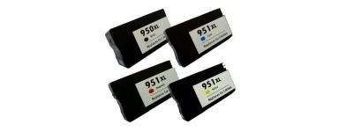 HP 950XL y 951XL