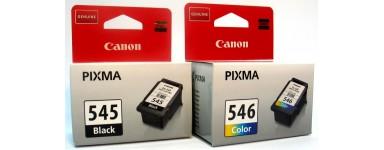 PG-545 y CL-546 / PG-545XL y CL-546XL