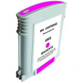 HP 940XL Magenta cartucho remanufacturado, reemplaza al C4908AE