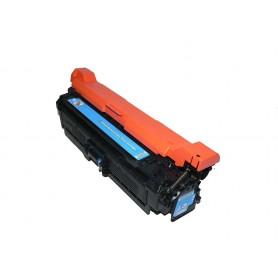 Toner sustituto HP LJ CP 3525CN/3525DN/3525X Cyan