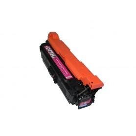 Toner sustituto HP LJ CP 3525CN/3525DN/3525X Magenta