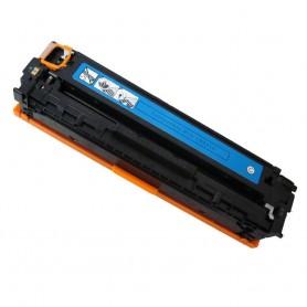 Toner sustituto HP LJ Cyan CM1312/CP1215/CP1516