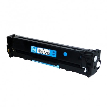 Toner sustituto HP Color LaserJet CP1525BK
