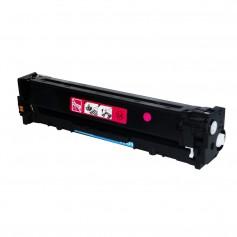 HP 128A Magenta Tóner sustituto, reemplaza al CE323A