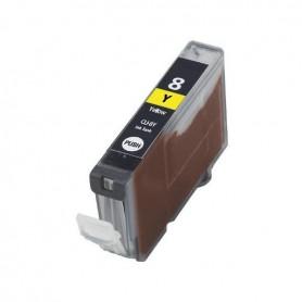 Cartucho sustituto Magenta Canon CLI 8, reemplaza al CLI-8M, 14ml de capacidad